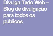Blog Divulga Tudo Web