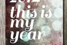 New Year! / New Year...New Inspiration!