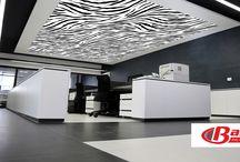 Gergi Tavan / Ev ve işyeri dekorasyonlarında ve tavan aydınlatmalarında Gergi tavan sistemlerini kullanabilirsiniz. Hem daha şık ve estetik ehmde daha uygun ve uzun ömürlüdür.
