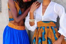 African inspired fashion & style