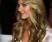 Victoria's secret hairstyle