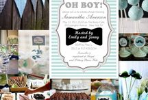 BABY SHOWER / by Casey See