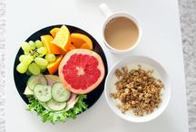 Healthy food  / This board is about a balanced diet and ways to eat more healthy.