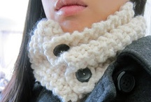 Knitting Patterns (cowl & scarf) / Free Cowl and Scarf knitting patterns