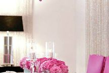 Pink in HomeDecor