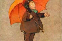 Jessie Wilcox Smith / I have always loved Jessie Wilcox Smith and her drawings. She is truly an inspiration!