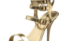 On Fashion: virtual footwear collection / by Sharon's Bridal