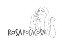 Habitación de Rosa PocaCosa / Ilustración, humor, manualidades, recetas y muuuucho tiempo libre.