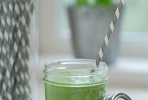 Green Smoothies / by Cathy Andrade