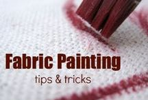 {Fabric painting}