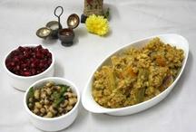 Navratri Special Dishes / by Srivalli Jetti