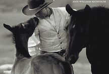 Horses and Cowboys / Horses, Cowboys, Cowgirls and other western stuff / by Christi Ingle