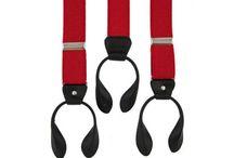 A jeśli lubisz nosić szelki... / Nasza topowa kolekcja szelek na guziki oraz tych uniwersalnych na wygodne klamerki.