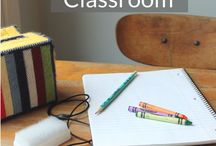 Sensory Classroom ideas