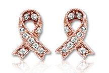 Dazzling Earrings / Inspiration Board of dazzling earrings. Looks you can find at Jeff's Jewelry in Conroe, Texas.