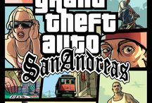 Grand Theft Auto / My second favorite game