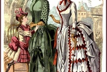 Victorian Fashion plates / by ABQ Steampunk
