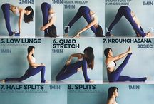 Flexibility training / stretching