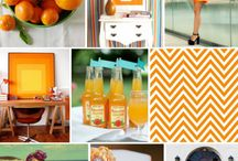 Colorful / color combos for design, interiors, ect. / by Kathleen Clatworthy