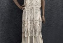1930s fashion plates and dresses