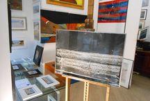 I miei lavori alla fondazione Arca / Passate a dare un occhiata a Senigallia in Via Fratelli Bandiera se siete da quelle parti