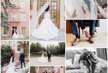 Modern Chic Real Wedding