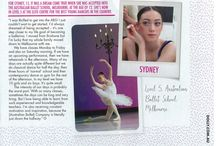 In The Media / Articles and Reviews featuring The Australian Ballet School.