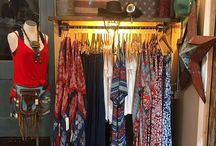 Bohemian Inspired Fashion ***M E M O R I A L Day Outfit Alert  *** Come see us and let's get creative as you show your support on that special day