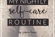 nightly routine