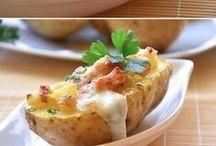 patate ripieni