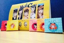 Geolica Holicat Tri- Monthly Circle Lenses / by UNIQSO