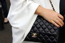 """Chanel / """" Chanel is above all a style. Fashion passes, style remains."""" Gabrielle Chanel"""