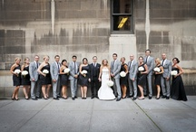 Wedding   |  The Bridal Party / Fun Portraits of the Wedding Party