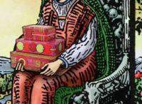 Cadeausuggesties van de Grote Arcana tarotkaarten