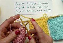 Knitting for Beginners / by Pamela Miller