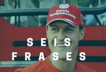 Michael Schumacher / Frases de Michael Schumacher