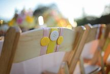 event decorating ideas. / by Rosie Wallington