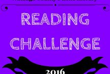 2016 Watauga Reading Challenge / Do you have a hard time deciding what to read next? Are you in a reading rut and want to discover new books and authors? Do you simply enjoy discussing books with other readers? TRY THESE CHALLENGES!
