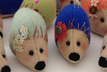 Fun Hedgehog Crafts, Art and other Misc... / #hedgehog #crafts #fun  www.critterconnection.cc