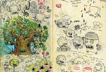 doodles / by Kelly Boone