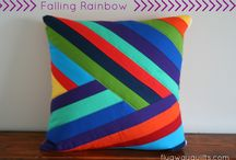 Bright cushion