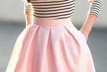 Skirts / Smoking skirts