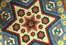 Quilts, Table runners, Wall hangings, etc.