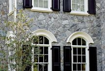 Stone Cladded Houses