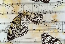 ♪♥♫♥♫♥¸.•*¨*•butterflies :)♪♥♫♥♫♥¸.•*¨*• / by Julie B