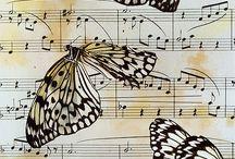 ♪♥♫♥♫♥¸.•*¨*•butterflies :)♪♥♫♥♫♥¸.•*¨*• / by Julie B