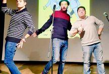 """""""Tres Somardones"""", con Diego Peña y Jorge Asín / Espectáculo de humor"""