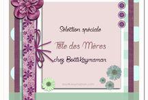 Fête des Mères / Pour gâter les mamans, BoutiKaymaman a concocté une sélection spéciale « Fêtes des Mères » : http://boutik.kaymaman.com/106-selection-fete-des-meres