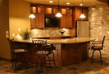 Finished Basement Ideas / by Beth Scholtes