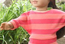 "18""doll American Girl"